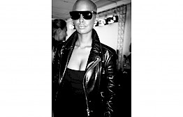 Amber Rose by Michel Haddi
