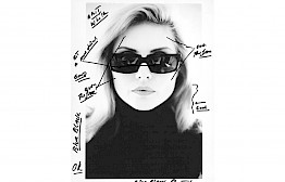 Debbie Harry (Blondie) by Michel Haddi