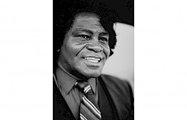 James Brown by Michel Haddi