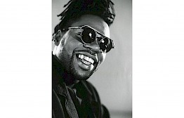 Jazzie B by Michel Haddi
