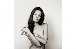 Kate Moss by Michel Haddi