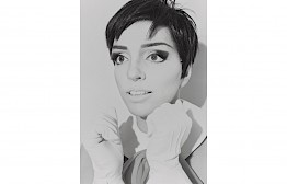 Liza Minnelli by Michel Haddi