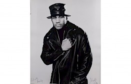 LL Cool J by Michel Haddi