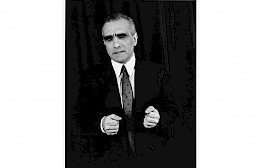 Martin Scorsese by Michel Haddi