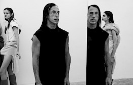 Rick Owens by Michel Haddi