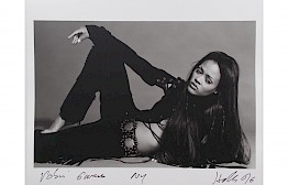 Robin Givens by Michel Haddi